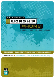 iworship @ Home DVD, Volume 11  -