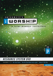 iWorship Rource System DVD, Volume P   -