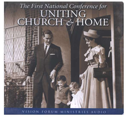 Uniting Church and Family Conference                  - Audiobook on CD  -