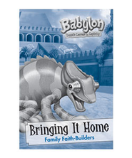 &#034Bringing It Home: Family Faith-Builders&#034, Package of 10  -