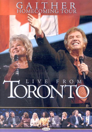 Gaither Homecoming Tour: Live from Toronto DVD   -     By: Bill Gaither, Gloria Gaither, Homecoming Friends