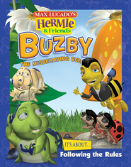 Buzby, the Misbehaving Bee - eBook  -     By: Max Lucado