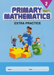 Primary Mathematics Extra Practice Book 2, Standards Edition   -