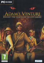 The Search for the Lost Garden   -