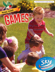 Preschool Treehouse Games Leader Manual  -