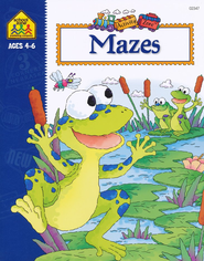 Mazes, Ages 4-6 Activity Zone   -