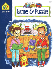 Games & Puzzles, Ages 7 and Up   -