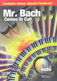 Mr. Bach Comes to Call, DVD   -