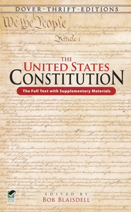The United States Constitution: The Full Text with Supplementary Materials  -