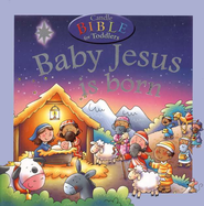 Baby Jesus is Born, Board Book   -              By: Juliet David