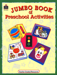 Jumbo Book of Preschool Activities   -              By: Shirley Jones