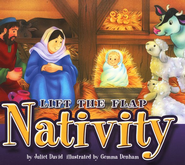 Lift the Flap Nativity  -     By: Juliet David