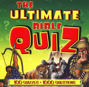 The Ultimate Bible Quiz  -     By: Tim Dowley