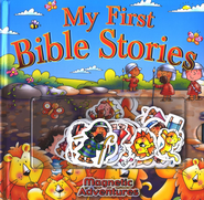 My First Bible Stories  -     By: Tim Dowley     Illustrated By: Helen Prole