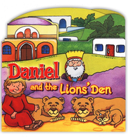 Daniel and The Lions Den   -     By: Juliet David     Illustrated By: Gemma Denham