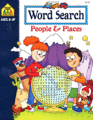 Word Search People & Places   -     By: Joan Hoffman