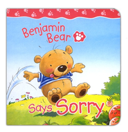 Benjamin Bear Says Sorry  -     By: Claire Freedman