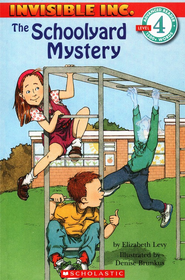 Schoolyard Mystery  -     By: Elizabeth Levy     Illustrated By: Denise Brunkus
