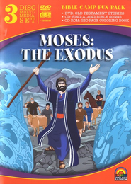 Moses: The Exodus   -