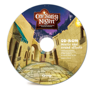 Music and Clip Art CD-ROM for One Starry Night Program  -