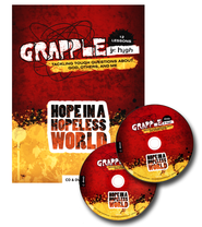 Grapple Jr. High: Hope in a Hopeless World  -