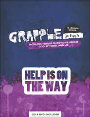 Grapple Jr. High: Help Is On the Way  -