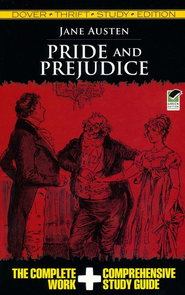 Pride and Prejudice Thrift Study Edition  -     By: Jane Austen