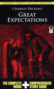 Great Expectations Thrift Study Edition  -     By: Charles Dickens