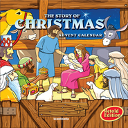 The Story of Christmas Advent Calendar   -              By: Gao Hanyu, Gustavo Mazali