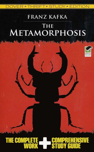 Metamorphosis Thrift Study Edition  -     By: Franz Kafka
