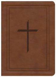 ESV Ryrie Study Bible, Brown Soft-Touch, Thumb-Indexed   -     By: Charles C. Ryrie