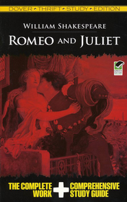 Romeo and Juliet Thrift Study Edition  -     By: William Shakespeare