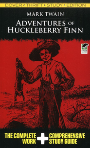 Adventures of Huckleberry Finn Thrift Study Edition  -     By: Mark Twian