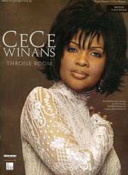 Throne Room Folio   -     By: CeCe Winans