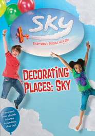 Decorating Places: Sky DVD  -