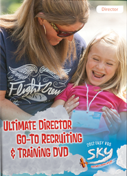 Sky Ultimate Director Go-To Recruiting & Training DVD  -