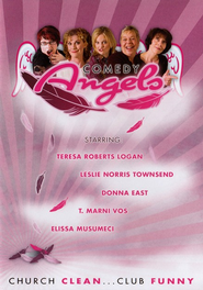 Comedy Angels, DVD   -