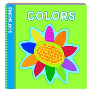 Soft Shapes: Colors, Foam Puzzle Book   -