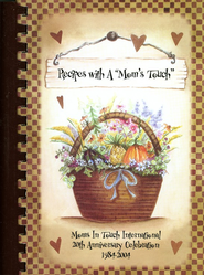 Recipes With a Mom's Touch Cookbook   -
