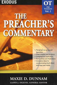 The Preacher's Commentary Vol 2: Exodus   -     By: Maxie Dunnam