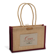 Cozy Mountain Lodge, Women's Retreat: Tote Bag   -