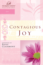 Contagious Joy: Women of Faith Study Guide Series - eBook  -