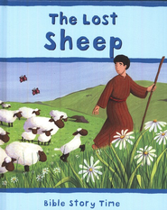 Bible Story Time: The Lost Sheep  -     By: Sophie Piper     Illustrated By: Estelle Corke