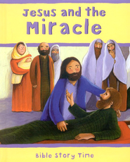 Jesus and The Miracle  -     By: Sophie Piper, Estelle Corke