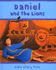 Daniel and The Lions  -     By: Sophie Piper, Estelle Corke