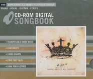 Name Above All Names (Digital Songbook)   -     By: ALM:UK