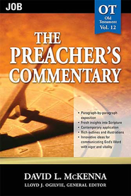 The Preacher's Commentary Volume 12:Job   -     By: David L. McKenna