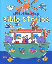 Lift-the-Flap Bible Stories  -     By: Christina Goodings