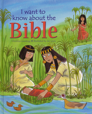 I Want to Know About the Bible   -     By: Christina Goodings