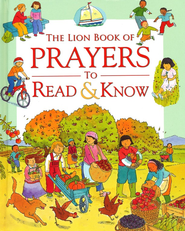The Lion Book of Prayers to Read & Know   -     By: Sophie Piper